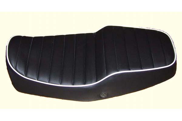 HONDA CL400 ホンダ タックロール  バイクシート張替え シート加工 seat