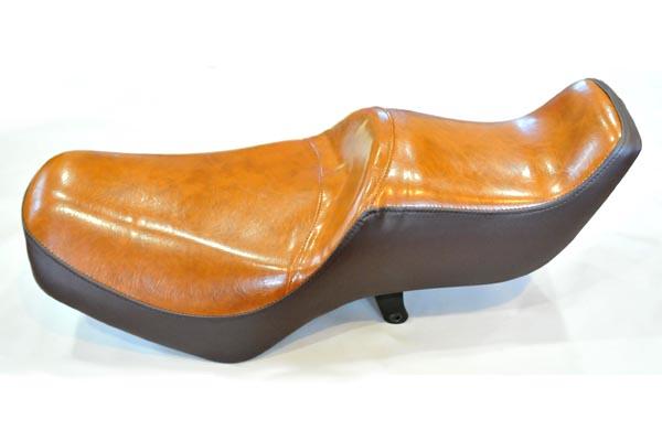 HONDA CBX125CUSTOM ホンダ カスタム タックロール  バイクシート張替え シート加工 seat