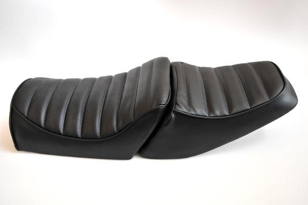 HONDA GB250 ホンダ タックロール  バイクシート張替え シート加工 seat