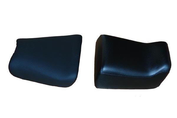 SUZUKI GS1200SS スズキ アンコ抜き ディンプル・カーボン  バイクシート張替え シート加工 seat