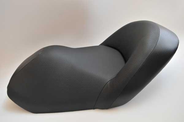 HONDA FORZA MF08 ホンダ フォルツァ ハイグレード黒 バイクシート張替え シート加工 seat
