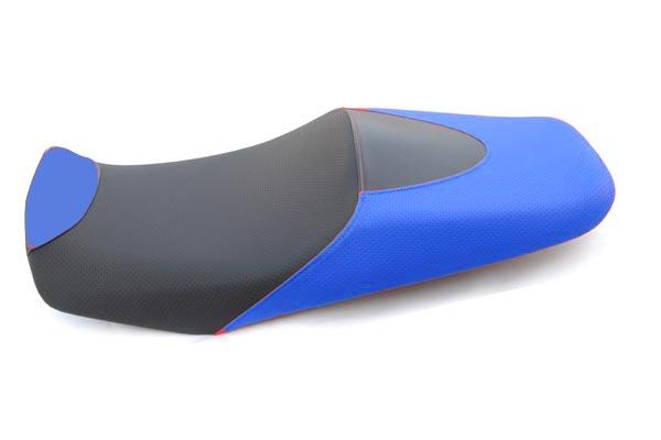 HONDA CB1300SF SC54 赤・ディンプル・カーボン・赤仕様 ホンダ  バイクシート張替え シート加工 seat seat