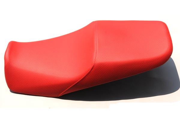 HONDA CB1300SF SC54 ホンダ  赤ディンプル・赤・ディンプル仕様 バイクシート張替え シート加工 seat