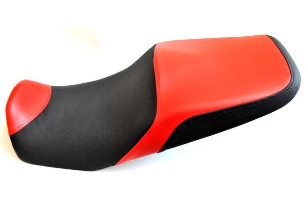 HONDA CB1300SF SC54 赤・ディンプル・赤・ディンプル 仕様 ホンダ  バイクシート張替え シート加工 seat seat