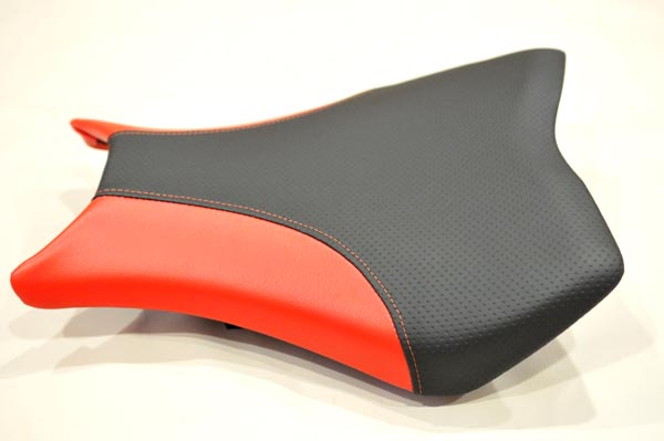 HONDA CBR1000RR ディンプル ホンダ SC59  バイクシート張替え シート加工 seat