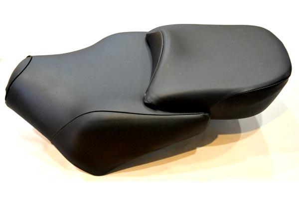 Piaggio SCARABEO ピアジオ スカラベオ  バイクシート張替え シート加工 seat
