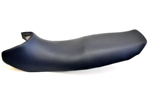 HONDA ホンダ VFR750F アンコ抜き ディンプル・カーボン仕様   バイクシート張替え シート加工 seat