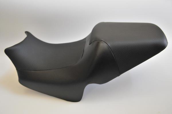 HONDA ホンダ X4 X-4  バイクシート張替え シート加工 seat ディンプル・黒仕様