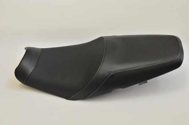 KAWASAKI カワサキ ZZR1400 アンコ抜き 黒・ディンプル・黒・黒 バイクシート張替え シート加工 seat