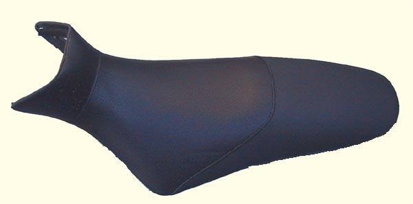 BUELL CYCLONE M2 カーボン タックロール バイクシート張替え シート加工 seat